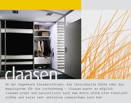 Inneneinrichtung Berlin claasen inneneinrichtung massmöbel gleitschiebetürensysteme möbel einrichtungen shopping